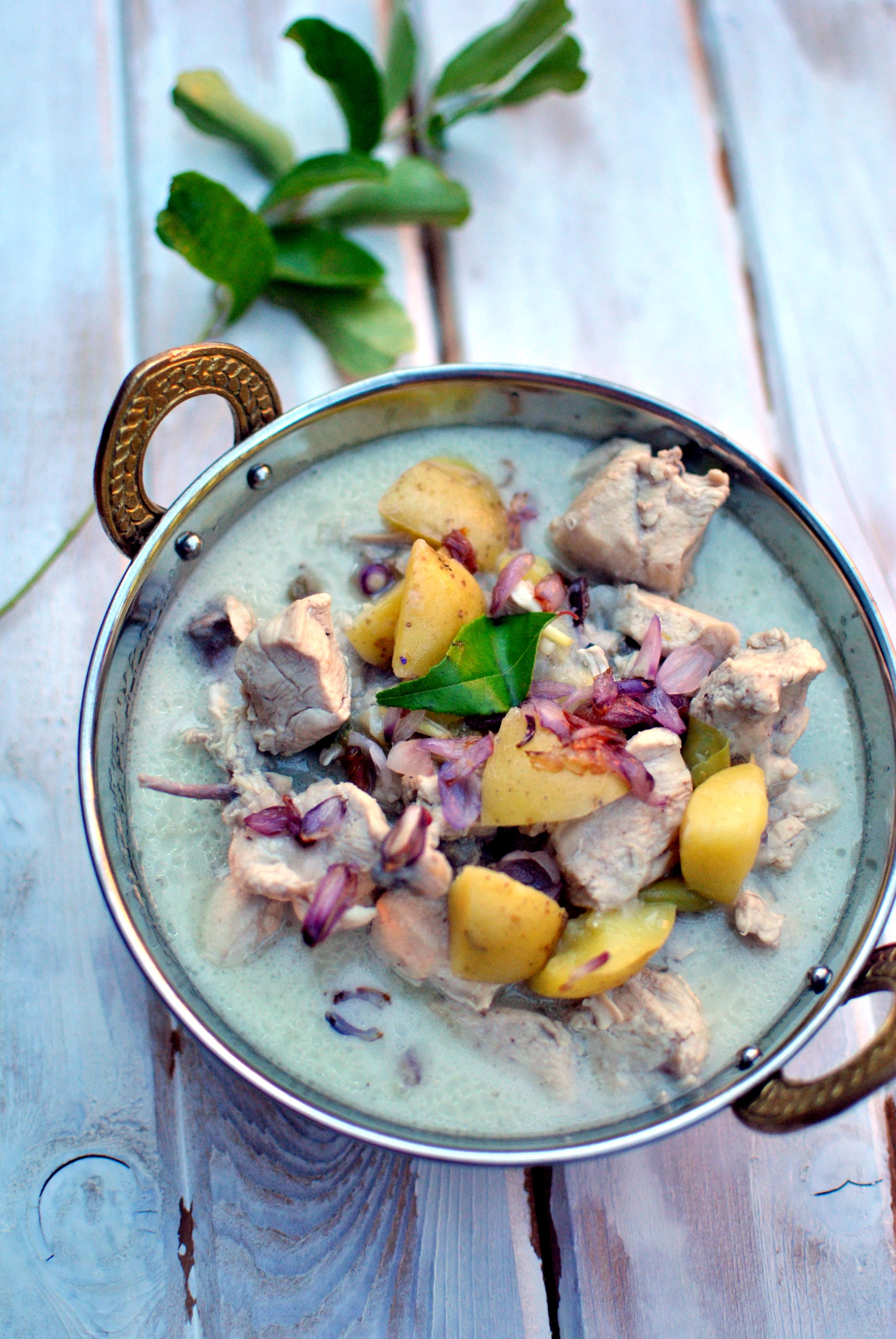 Kerala Chicken Stew