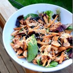 Grilled Chicken and Black Bean Taco Salad with Tequila Lime Dressing  Cinco de Mayo Recipes - Mirch Masala (2)