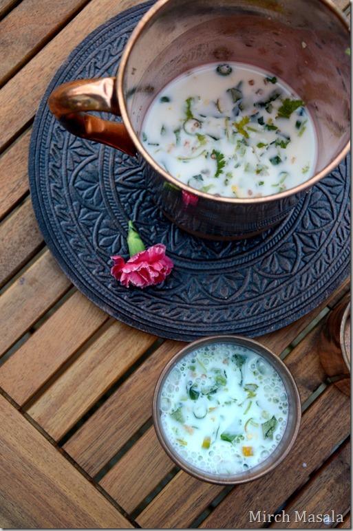 Sambharam Ice Pops - Spiced Buttermilk Ice Pops - Mirch Masala - Kerala Style Sambharam Morum Vellam (5)