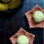 Aval Laddoo Poha Laddoo with Coconut Diwali Recipe Mirch Masala